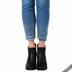 Stretch jeans damen günstig