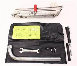 Trunk Jack Spare Tool Kit 96-01 Audi A4 S4 B5