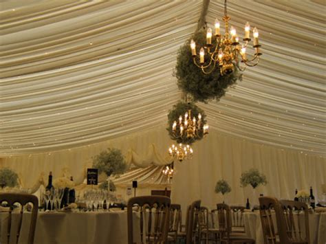 Marquee Chandeliers by Interior And Exterior Lighting Effects For Wedding