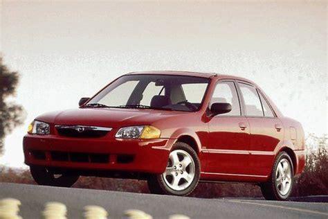 Mazda Protege Service Manual Repair Car