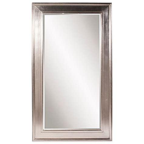 floor mirror bed bath beyond howard elliott 174 49 inch x 85 inch christian floor mirror