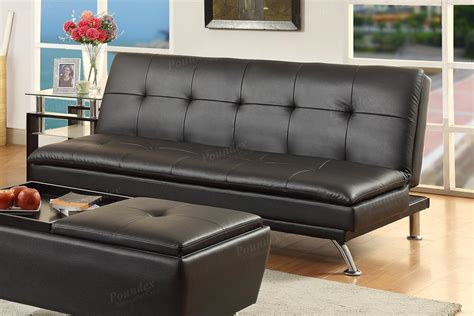 Loveseat Sofa Bed Leather by Black Leather Sofa Bed A Sofa Furniture Outlet Los