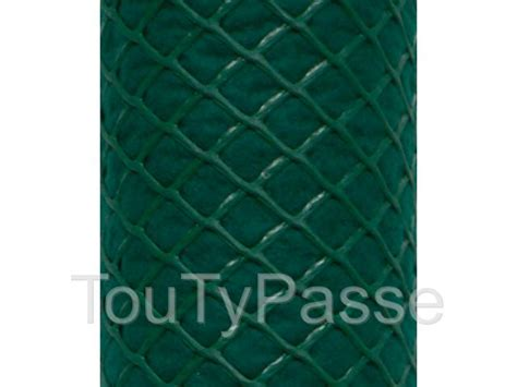 Brise vue 100 occultant vert toile verte pour grillage   Closdestreilles