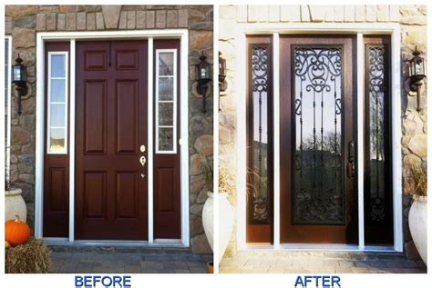 Remodeling Entry Doors With Sidelights   Design Ideas