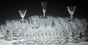 Service De Verre En Cristal : baccarat important service de verres en cristal mod le harcourt ~ Teatrodelosmanantiales.com Idées de Décoration