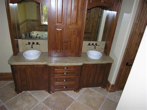 modern bathroom vanities designs  white granite top