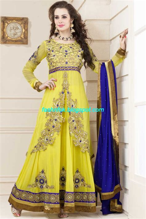 indian designer clothes indian anarkali umbrella wedding brides bridal wear