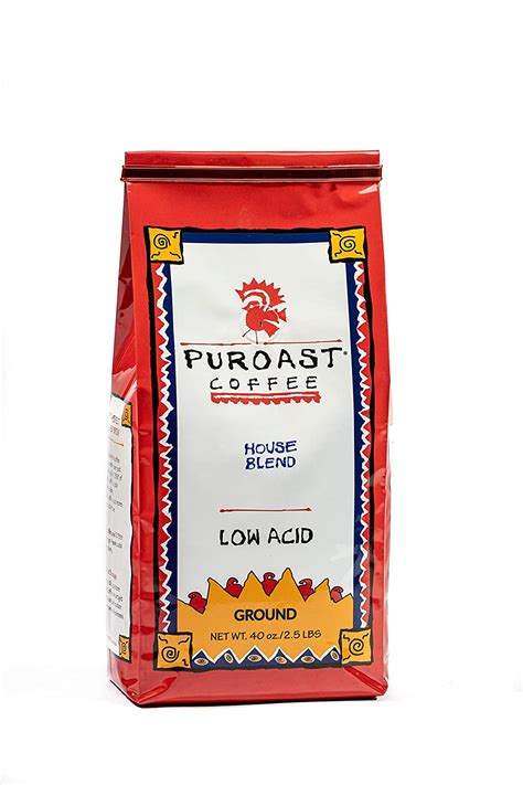 However you prefer your coffee, puroast. Puroast Low Acid Ground Coffee, House Blend, High Antioxidant - Walmart.com - Walmart.com