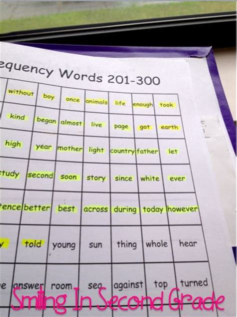 17 best images about spelling lists on