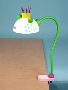 Schreibtischlampe Für Kinder : schreibtischlampe froschk nig schreibtischlampen im kinderlampenland kaufen ~ Frokenaadalensverden.com Haus und Dekorationen