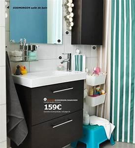 Ikea Salle De Bain Lavabo : salle de bains ikea le nouveau catalogue 2017 est en ligne c t maison ~ Melissatoandfro.com Idées de Décoration