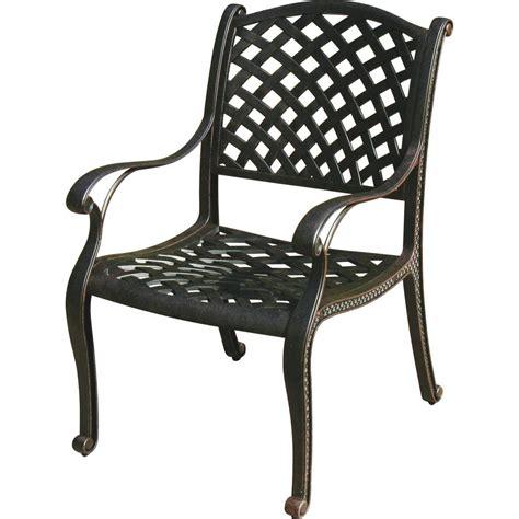 metal patio chairs cast aluminum patio chairs minimalist pixelmari