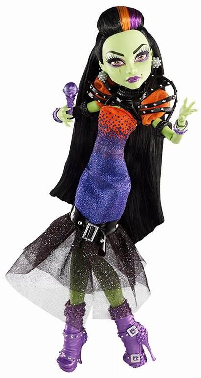 Casta Fierce Monster Doll Monsterhigh Play Characters
