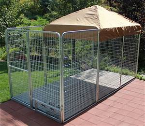 639 x 1639 x 639 ultimate modular welded wire professional With multi run dog kennels