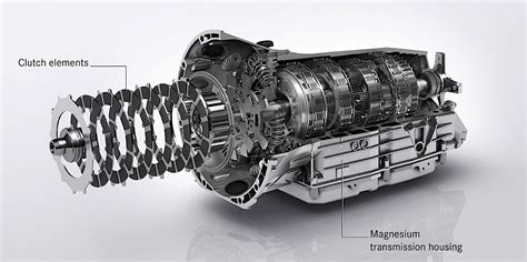 Mercedes-amg's Mct Transmission Explained In Layman's