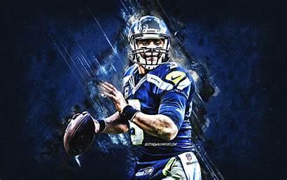 Seahawks Wilson Russell Seattle Nfl Wallpapers Football