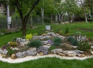 Steingarten Anlegen Mit Vlies : die besten 17 ideen zu steingarten anlegen auf pinterest ~ Lizthompson.info Haus und Dekorationen