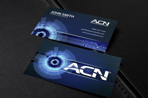 great  impression   acn business cards