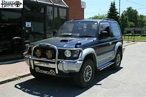 1996 Mitsubishi Pajero For Sale - Toronto  Ontario
