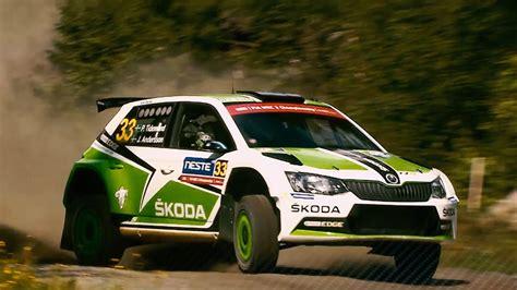 skoda fabia r5 skoda fabia r5 wins world rally choinship wrc2