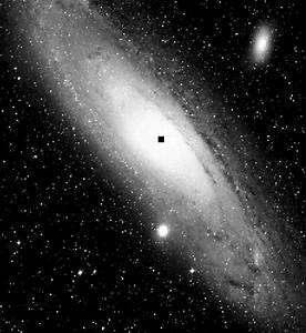 Chandra    Photo Album    Andromeda Galaxy  M31     More