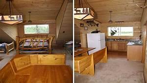 wood cabin interior design ideas small cabin interior With interior ideas for small cabins