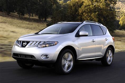 2009 Nissan Murano Review, Ratings, Specs, Prices, And