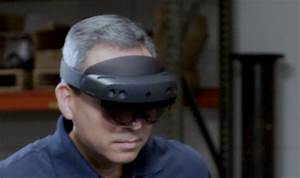 First images of the Microsoft HoloLens 2 leak just hours ...
