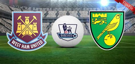 West Ham vs Norwich Prediction and Preview | West ham ...