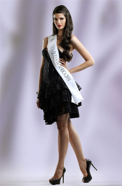 Miss Global Teen Egypt Teen Queen Of Africa 1st Runner Up Miss Global Teen 2010 Photos