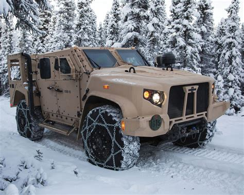 The U.s. Army's New Joint Light Tactical Vehicle