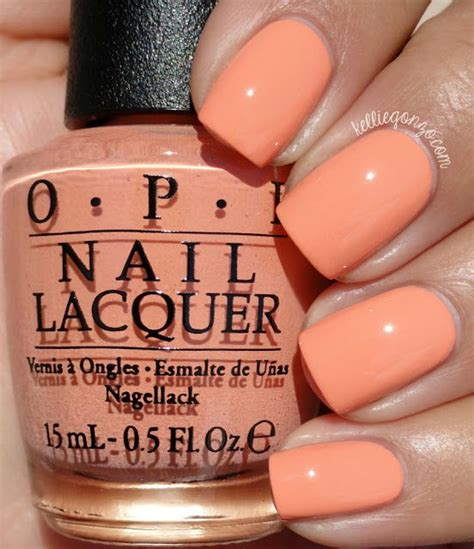 new nail colors opi crawfishin for a compliment kelliegonzoblog
