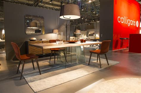 calligaris furniture melds design artistry  innovation