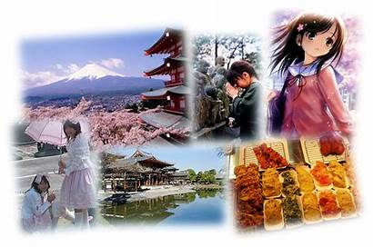 Cultura Japonesa Collage Japon Deviantart Vestimenta