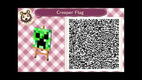 Animal Crossing New Leaf Design Qr Codes Volume