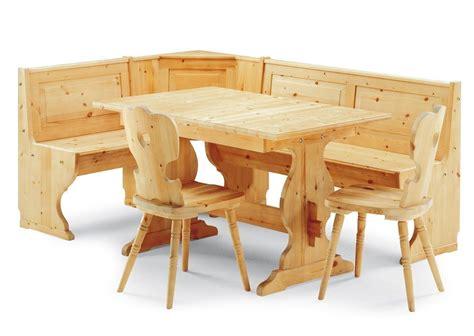 mobili in legno di pino giropanca con contenitore in legno massiccio tavolo