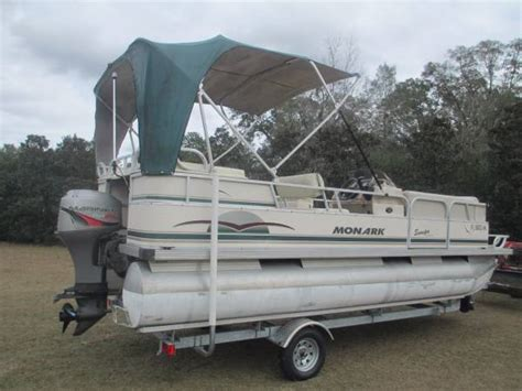 Used Pontoon Boats For Sale Grand Rapids Mn by Monarch New And Used Boats For Sale