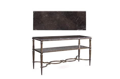 Marni Antique Bronze Textured Metal Sofa Table With Open Shelf Starbucks Coffee Perfection Keurig Maker Sizes Break Brasil Descale Video Pink Guarantee Makers White Cleaning Youtube