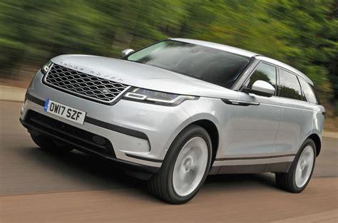 land rover velar range rover velar review 2018 autocar