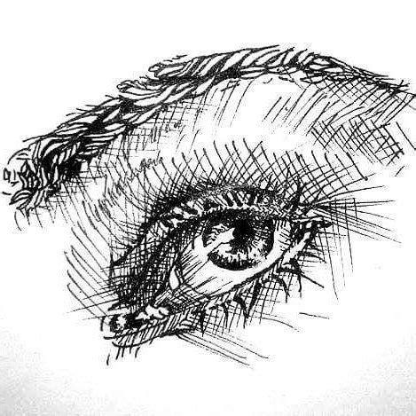 art sketch black  white inspiration sketching