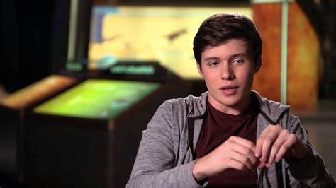 Jurassic World Zach Official Movie Interview Nick