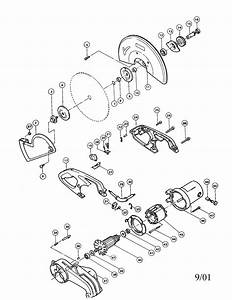 Makita 2414b Circular Saw Parts