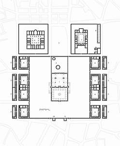 Fatih Külliyesi | Reconstruction plan of the complex ...