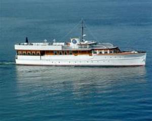 JFK Presidential Yacht 39Honey Fitz39 Hosts 1000 A Head