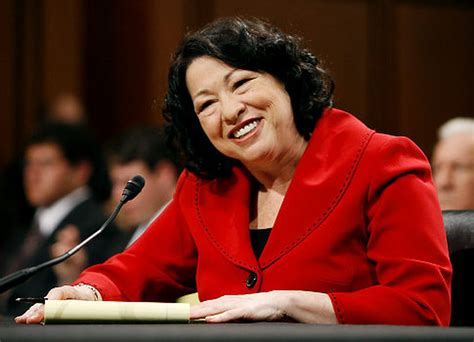 justice sonia sotomayor   law  love