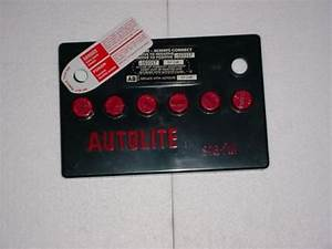 Buy Ford Mustang autolite battery cover motorcycle in Sparrow Bush, New York, United States, for ...