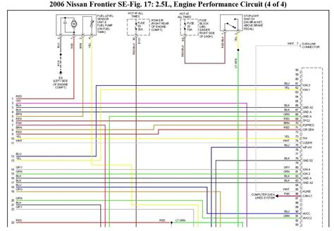 Nissan Bakkie Electrical Wiring Diagram Good Day