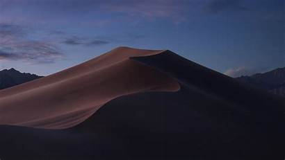 Mojave Macos Wallpapers Evening Mode Resolution 4k