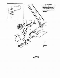 Craftsman 358792403 Line Trimmer Parts