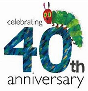 Word Salad: Very Hungry Caterpillar 40th Anniversary